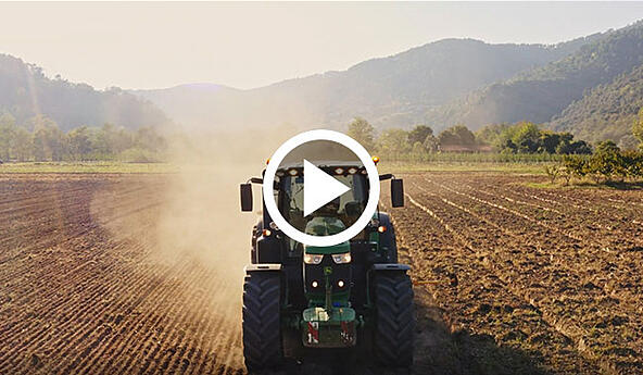 Präsentation des VX-Traktors